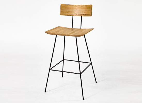 Bar Chair 01 OAK