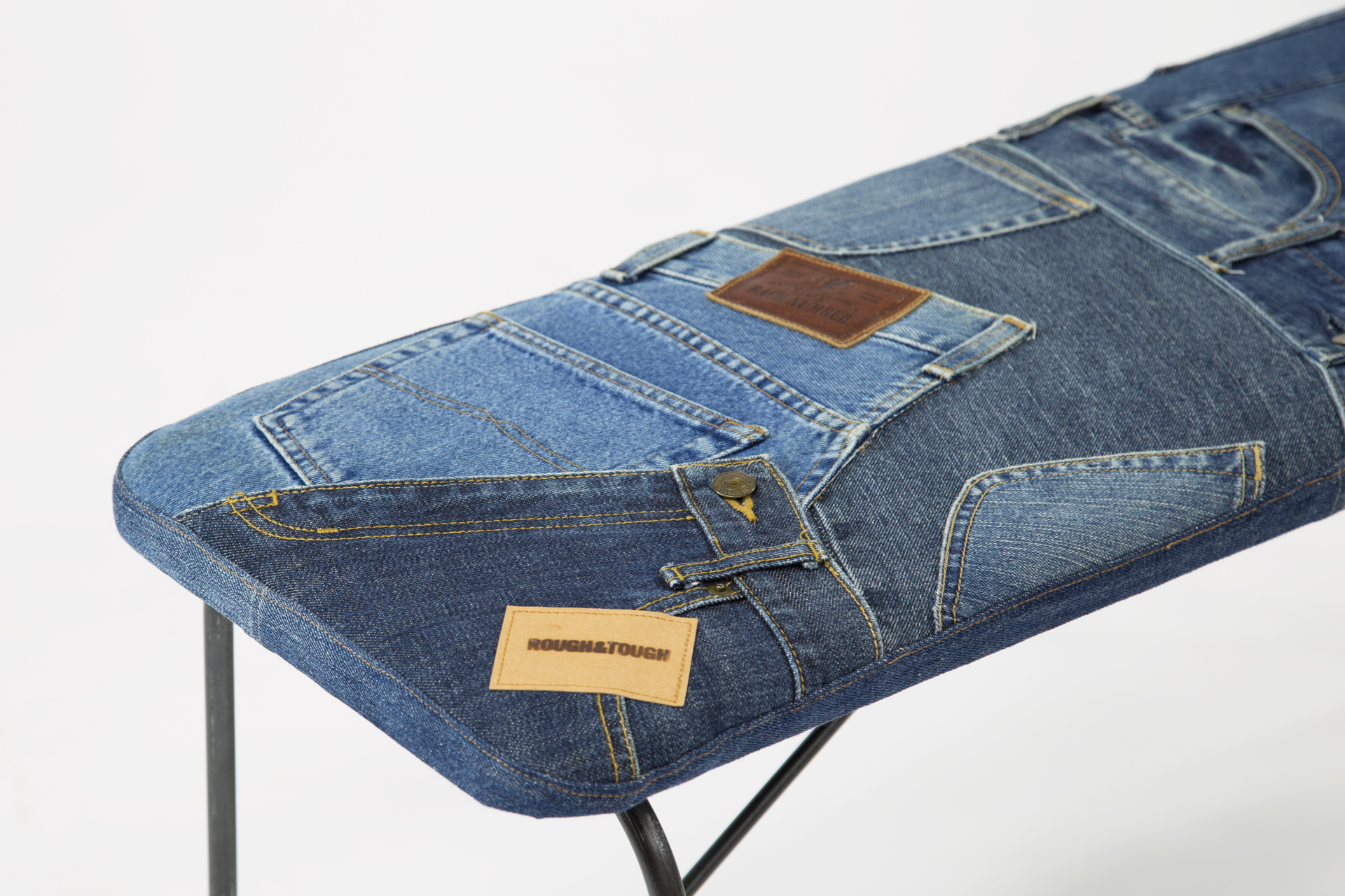 STOMP Bench Denim