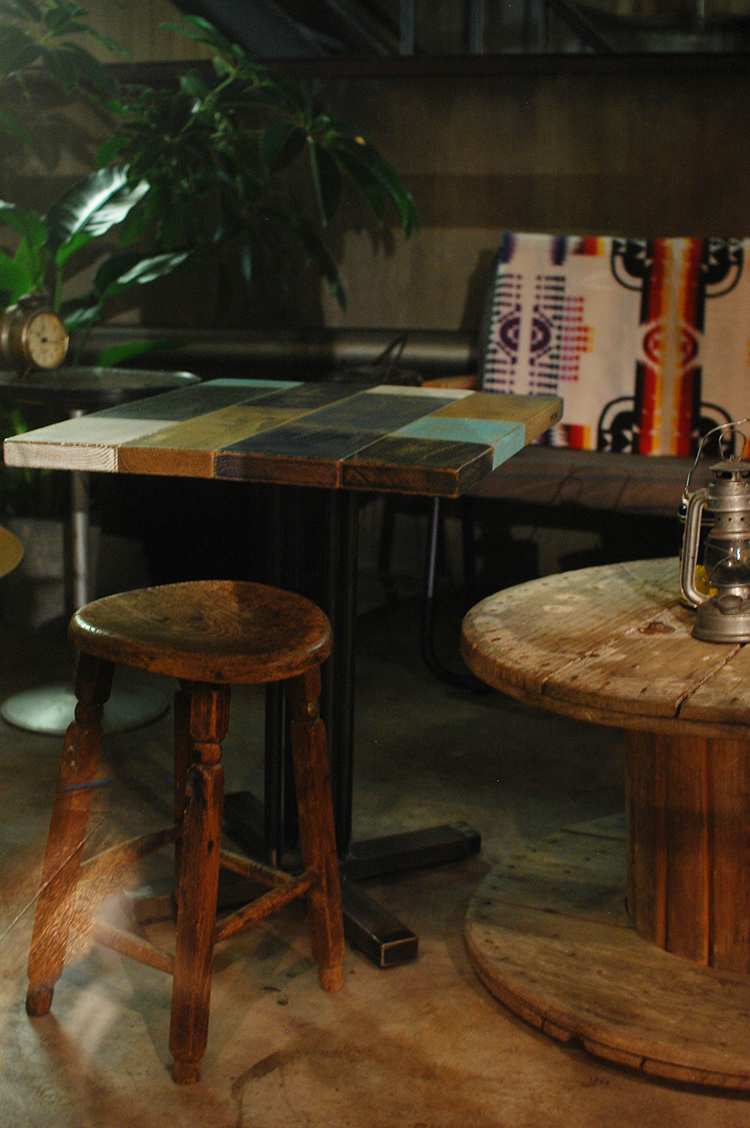 Coba Cafe Table