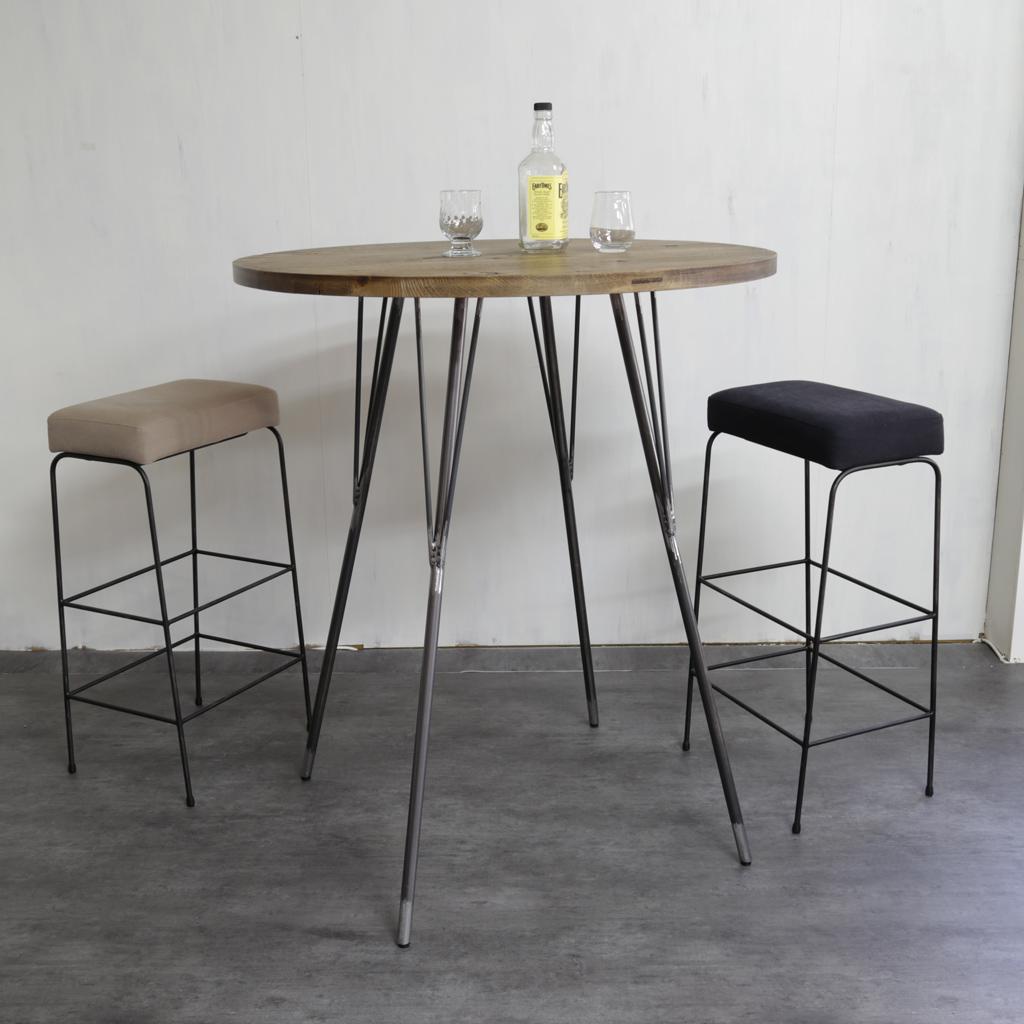 ZELDA Bar Table Oak007