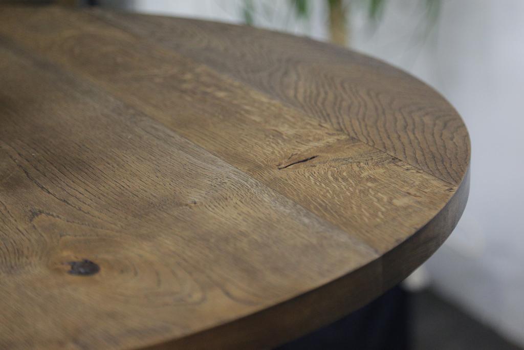 ZELDA Bar Table Oak002